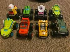 Blaze And The Monster Machines Diecast Cars