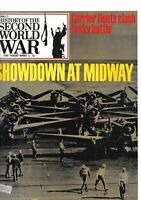 History Of The Second World War 33 Midway Carrier Battle Arctic Convoy Malta