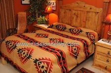 Western Ranch Blanket Bedspread -Yavapai TWIN