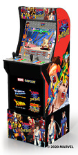 X-Men Vs Street Fighter Arcade Machine Arcade1Up Game Riser Preorder 10/7/2020