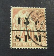 nystamps French St. Pierre & Miquelon Stamp # 18 Used $95  U18y3274