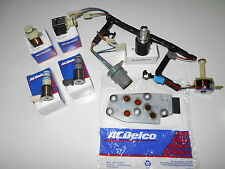 4L60E Transmission Solenoid Kit W/Harness 1993-2002  TCC/PWM 7pc Set NEW