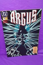 Argus #3 Phil Hester 1995 Comic DC Comics F/VF