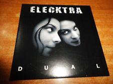 ELECKTRA Dual CD ALBUM PROMO CARTON DEL AÑO 2004 CONTIENE 14 TEMAS