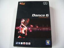 EJay Dance 6-RELOADED (PC) ORIGINALE kartonbox a5 BOX MERCE NUOVA NEW