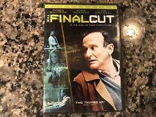 The Final Cut Dvd! 2004 Sci-Fi Thriller! See) Outlander & Eyeborgs