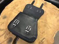 Satteltasche HD Harley Davidson 2018 Fatboy Fatbob Seitentasche schwarz Fat Bob