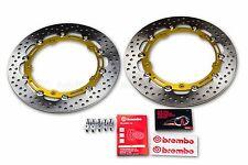 320mm Brembo HPK SuperSport Front Brake Discs BMW S1000RR 09-15 - 208973751