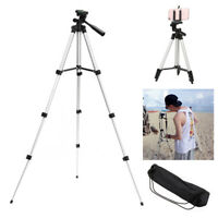 Professional Camera Phone Tripod Stand Holder Mount for iPhone Samsung Huawei