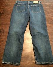American Eagle Outfitters Sz 8 32x24 Medium wash cropped jeans