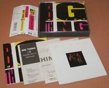 DURAN DURAN Big Thing JAPAN Special Package 2x CD Set With REPRO OBI Strip