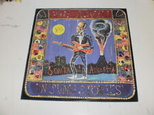 """PHIL ALVIN - UN """"SUNG STORIES"""" - LP 1986 LONDON RECORDS MADE IN UK  feat. SUN RA"""
