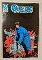 NM+ 9.6 The Question #17 DC Comic 1988 1st Rorschach DCU Watchmen Doomsday Clock