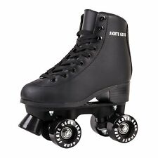 Skate Gear - Quad Roller Skates | Unisex - Black
