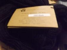 Manos Del Uruguay Silk / Extrafine Merino Hand Dyed Yarn 50g # 2500 Black