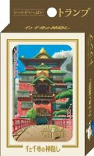 Studio Ghibli Spirited Away Playing Cards from Japan New
