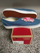 VANS CLASSIC AUTHENTIC Navy MEN'S ATHLETIC SHOES NEW in Box! Mens 13 US 12 UK