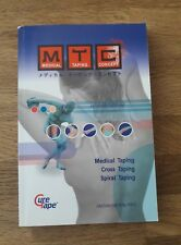"Buch ""Medical Taping Concept"" Taping Lernen CureTape Physiotherapie in Englisch"