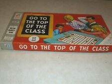 Go to the Top of the Class - Vintage Board Game (1967) Complete