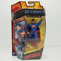 2012 Mattel DC Comics Unlimited Superman Action Figure