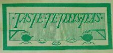 Trade Card Sticker Taste Tetleys Teas Images Of Tea-Pots & Cups F93