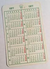 1977 VINTAGE ROLEX calendario 1680 1016 1675 6263 1665 6265 5513 1655 5512 OEM