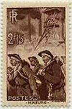 """FRANCE STAMP TIMBRE N° 390 """" MINEURS """"NEUF x TB"""