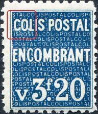 """FRANCE COLIS POSTAUX N° 173 NEUF** Variété """"VOIR DESCRIPTIF"""" 28"""
