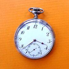 Taschenuhren Antiquitäten & Kunst Uhr Teentim Swiss Movt Mechanisches Uhrwerk