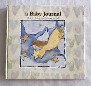 Marianne Richmond a Baby Journal Gift of an Angel Collection HB Birth to 1 Year