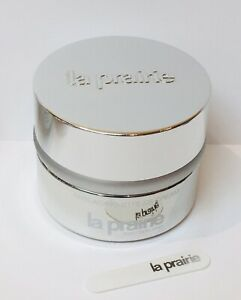 La Prairie Anti-Aging Stress Cream. Empty Jar 50ml with La Prairie Spatula
