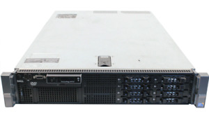 "Dell PowerEdge R710 2U - 8x 2.5"" Bay SFF - PERC 6I Raid"