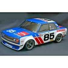 1/12 RC Car Body Shell ABC HOBBY DATSUN BRE 510 #85  BODY SHELL