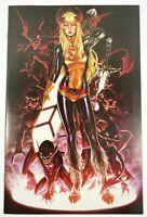 The New Mutants Dead Souls #1 Mark Brooks Hellfire Virgin Magik Variant! VF-NM