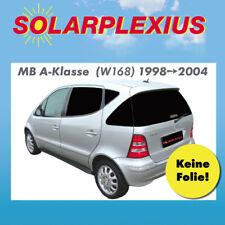 AUTO-PROTEZIONE SOLARE MERCEDES SL-r129 DISCHI-tonalità protezione visiva SET COMPLETO