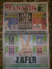 NEWSPAPER TRABZONSPOR - LIVERPOOL, HJK - Besiktas, Fenerbahce - PAOK 2010 (1)