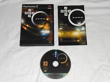 Shutoko Battle Zero Playstation 2 Game JAPAN PS2 Japanese Import Racing Race Car
