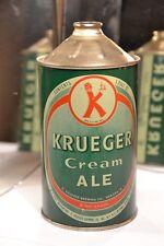 Krueger Cream Ale Quart Cone Top