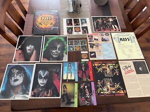 Kiss Army Kit Solo Albums Version 1978
