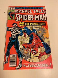Marvel Tales Starring Spider-man #106; The Punisher - Classic Cover