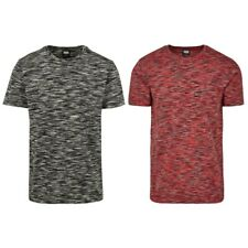 Urban Classics a Rayas Mezcla Camiseta Básico Ajuste Grande 5X