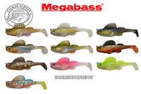 Megabass Dark Sleeper Weedless Paddletail Swimbait 3.8in 1oz - Pick