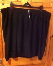 Evans Black Plus Size Skirts for Women