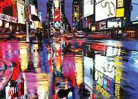 NEW YORK RIESENPOSTER GIANT POSTER TIMES SQUARE 140x100cm