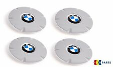 NEW GENUINE BMW E34 E36 E39 ALLOY WHEEL HUB CENTER CAPS SET OF FOUR STYLE 10
