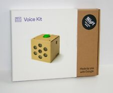 Google Voice KIT AIY  842776103444 WITH MagPi Essentials Free Guide
