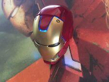Hot Toys MMS311 Iron Man 3 Pepper Potts & Mark 9 IX set 1/6 Mark VII LED helmet