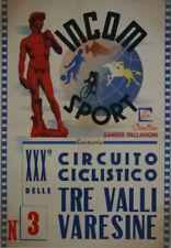 Affiches publicitaires anciennes de collection sport