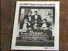 DINER PRESSBOOK COMPLETE MICKEY ROURKE