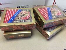(Free Shipping)美国威州中泡花旗参(4盒装) 1LB/4Boxes American Ginseng Small/Medium Root